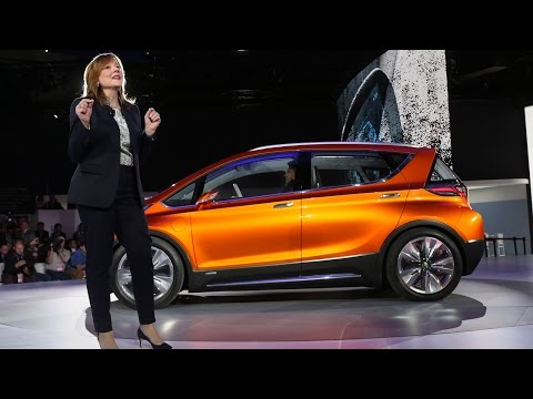 Mary Barra's not worried about Silicon Valley disruption