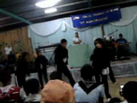 Coreografias Cristianas Grupo Peniel 1parte