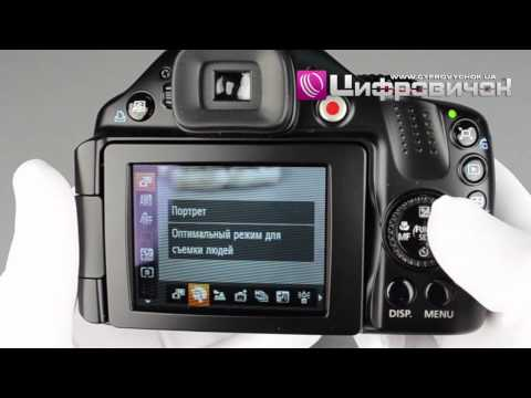 Видеообзор Canon PowerShot SX40 HS
