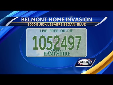 Belmont police investigating home investigation, auto theft on Wednesday
