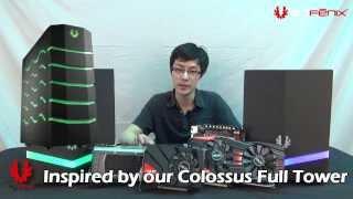 BitFenix Colossus M Series Build Guide