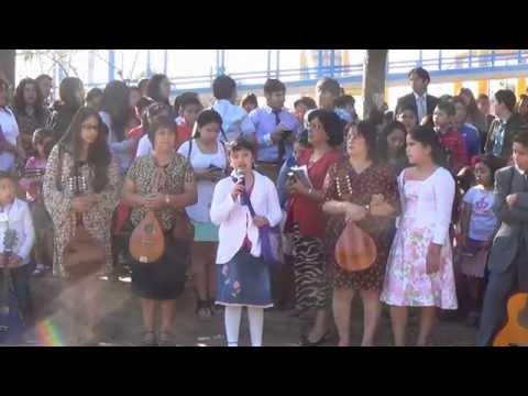 Punto de Predica en la Clase Lo Valledor Sur, Marzo 2015