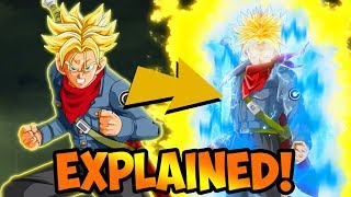 Super Saiyan Rage (Rage Trunks) Explained