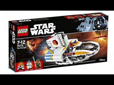 LEGO Star Wars 2017 sets pictures!