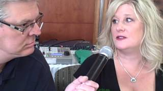 Mark French and Faith Eckstein on the ACHMV Radiothon 2014