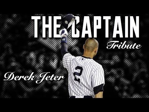 Derek Jeter Career Highlights (Emotional) ᴴᴰ