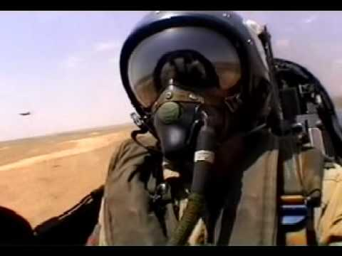 Wild Fly - Mirage F1 Low Level in Chad