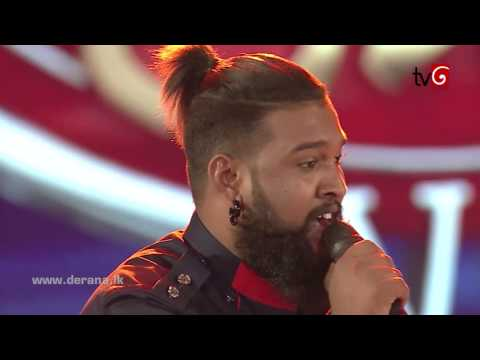 Dream Star Season 7 | Final 30 ( 02nd Group) Anura Priyakalum  (29 - 07 - 2017)