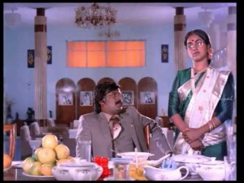 Nallavanuku Nallavan | Tamil Movie | Scenes | Clips | Comedy | Songs | Rajni Radhika Home Comedy video