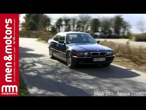 BMW 740i - Review (1998)