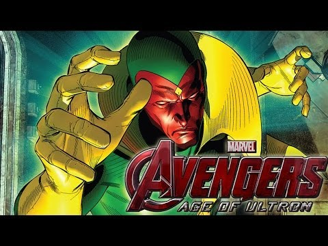 AVENGERS: AGE OF ULTRON Adds Vision