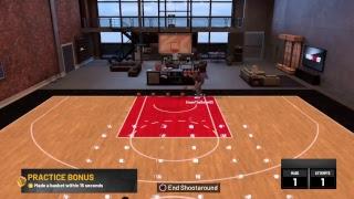 NBA2K19 creation 1v1 against tyson SF #1