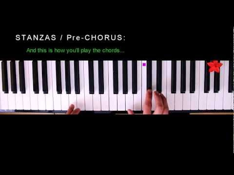 Kiss You By One Direction Piano Tutorial (accompaniment) video