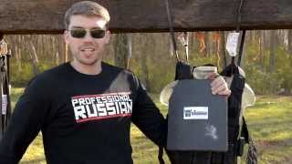 AR500 Body Armor Test!