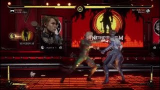 mk11 fun and games part 14 and MK10 featuring hilton and Amber funny moments and outakes