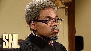 Judge Barry - SNL