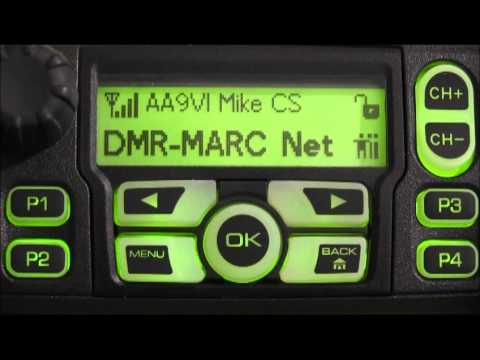 DMR - MARC Mototrbo Digital World Wide Net - September 24, 2011
