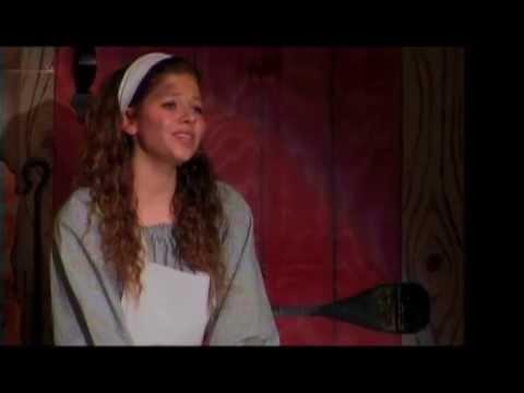 Kaylan Loyd as Cinderella