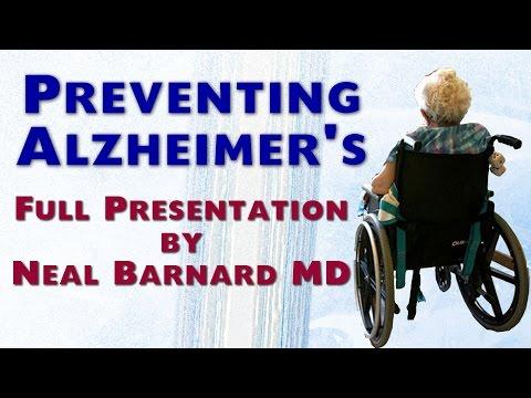 Avoiding Alzheimer's - Neal Barnard MD