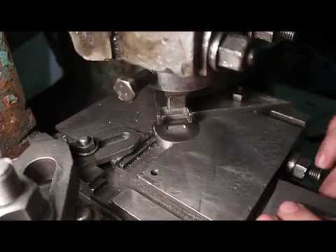 Как сделать паз в металле