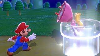 Super Mario 3D World - World 1 - Walkthrough