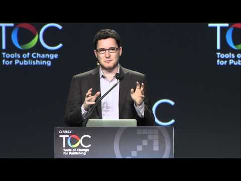 "TOC 2012:  Eric Ries, ""Keynote"""