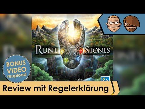 Rune Stones - Brettspiel - Bonus Review