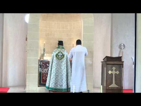 Jacobite Holy Qurbana English1-st Thomas Jsoc Melbourne video