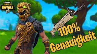 FORTNITE: 100% BESSERES AIM in 5 MINUTEN! (TRAINING / TUTORIAL)