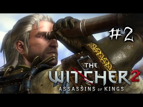 Arm Wrestling - The Witcher 2 Ep. 2