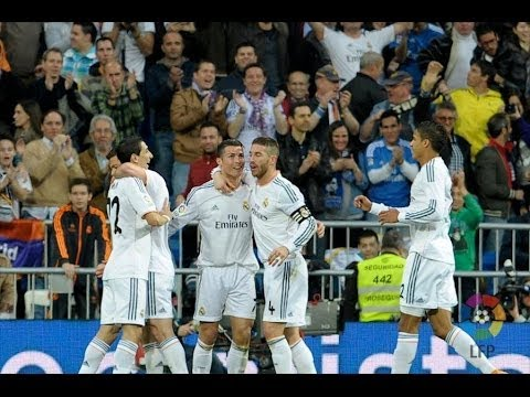 Real Madrid vs Levante full match highlights and g