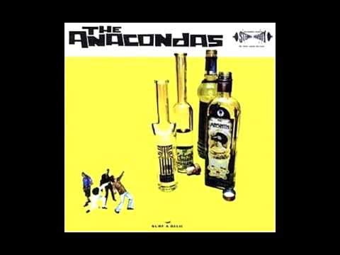 The Anacondas - The Guns Of Brixton (The Clash Surf Cover)