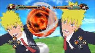 Naruto Storm Revolution - Nothing But Business