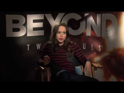 Ellen Page on her new video game 'Beyond Two Souls' and returning to 'X-Men!'