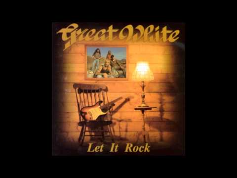 Great White - Aint No Way To Treat A Lady