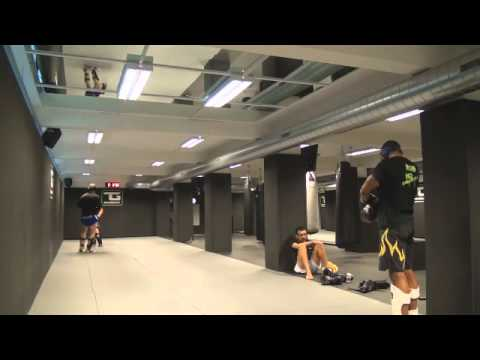 MMA Sparring - Striking with Takedowns Image 1
