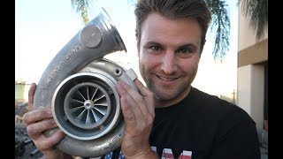 New turbo for the 3 rotor! | Rob Dahm