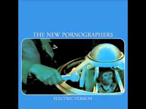New Pornographers - July Jones