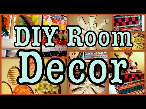 DIY Room Decor! ✽ Ways to Spice up Your Room + Cheap & Easy