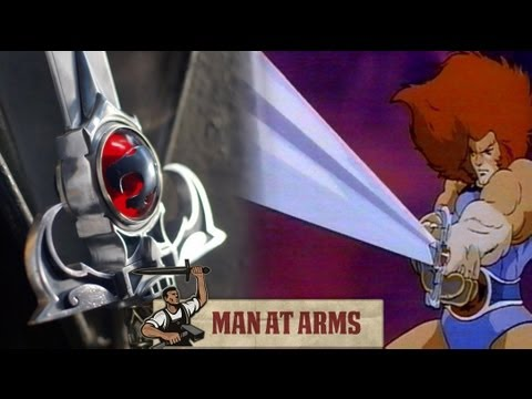 Sword Of Omens (thundercats) - Man At Arms video