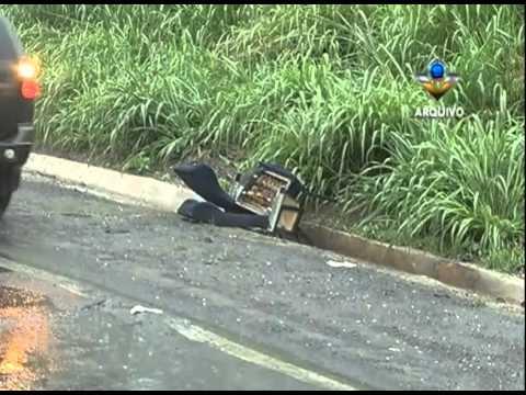 Sobe para cinco o número de mortos no acidente da BR-153