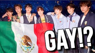 You Won't Believe what This Mexican Show called BTS (KPOP NEWS)