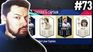 PRIME MOMENTS CRUYFF IS INSANE! - #FIFA19 ULTIMATE TEAM DRAFT TO GLORY #73