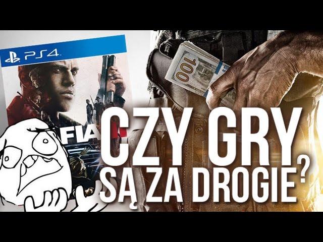 Czy w Polsce gry są ZA DROGIE? [tvgry.pl]