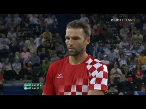 Del Potro vs Karlovic full match 2016