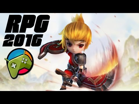Top 10 Best Android RPG Games 2016