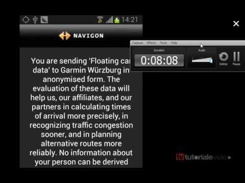 Как Установить Navigon На Android 4.1.1