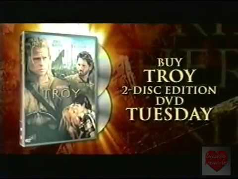 Troy | DVD | Television Commercial | 2005