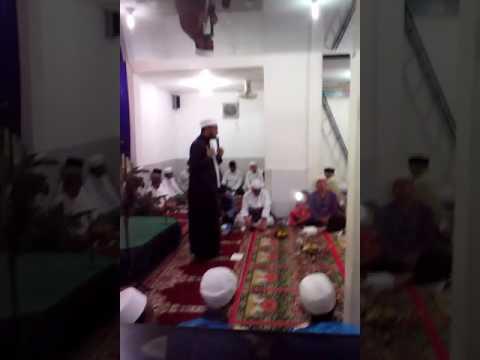 Ceramah Ustadz Alfie Alfandy di Mushola An-Ni'mah