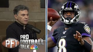 PFT Divisional Round Preview: Tennessee Titans vs. Baltimore Ravens | Pro Football Talk | NBC Sports